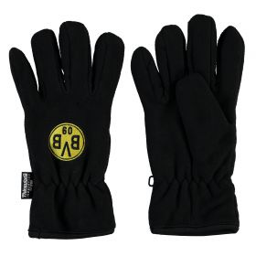 BVB Fleece Gloves - Black - Mens