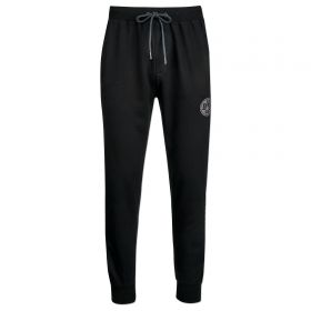 BVB Jogging Pants With Camouflage Insert - Black - Junior