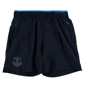 Everton Sport Lightweight Short - Navy/Reflective (2-13yrs)