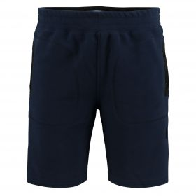 Everton Terrace Jog Shorts - Navy