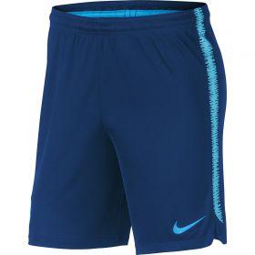 Barcelona Squad Training Shorts - Blue