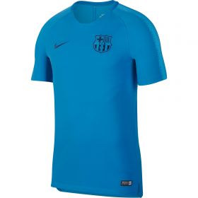 Barcelona Squad Training Top - Blue
