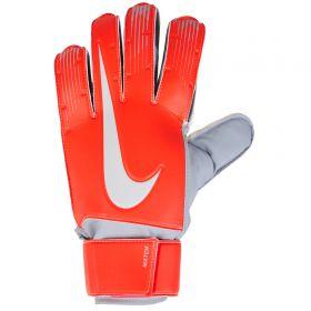 Nike Match Goalkeeper Gloves - Red - Kids