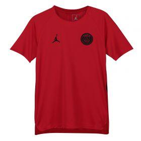 Paris Saint-Germain Pre-Match Top - Red - Kids