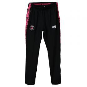 Paris Saint-Germain Squad Training Pants - Black - Kids