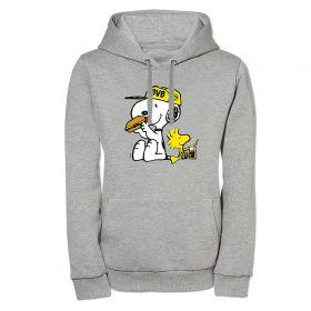 BVB & Snoopy Hoodie - Grey - Womens