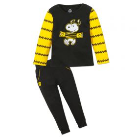 BVB & Snoopy Pyjama Set - Black - Baby