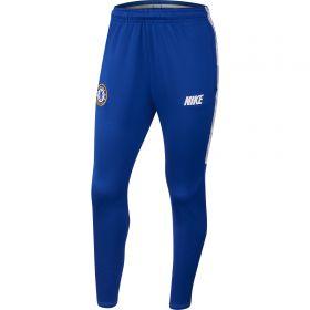 Chelsea Squad Training Pants - Blue - Kids