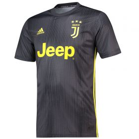 Juventus Third Shirt 2018-19 with Ronaldo 7 printing