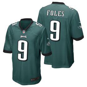 Philadelphia Eagles Home Game Jersey - Nick Foles