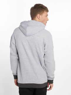 Мъжки суичър Just Rhyse / Hoodie ronald in grey