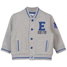 Everton Baby Varsity Jacket - Navy - Unisex