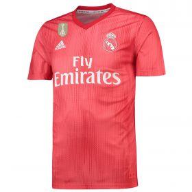 Real Madrid Third Shirt 2018-19 with Brahim 21 printing