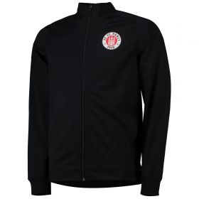 St Pauli Track Jacket - Black