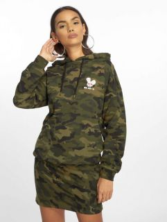 Who Shot Ya? / Dress Missy Menace in camouflage
