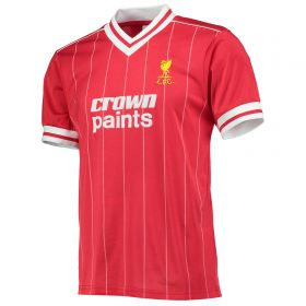 Liverpool 1982 Shirt