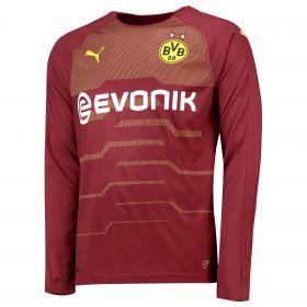 BVB Third Shirt 2018-19 with Balerdi 18 printing