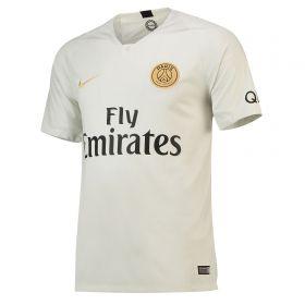 Paris Saint-Germain Away Stadium Shirt 2018-19 with Juan Bernat 14 printing