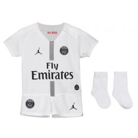 Paris Saint-Germain Third Away Stadium Kit 2018-19 - Infants with Paredes 8 printing
