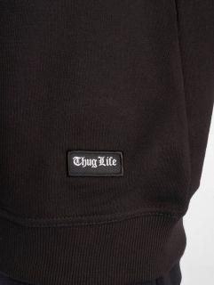 Thug Life / Jumper Kuza in black