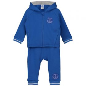 Everton Baby Jogsuit - Blue - Unisex