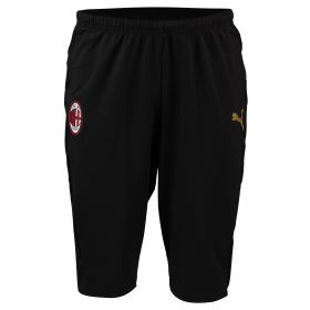 AC Milan Training 3/4 Pant - Black
