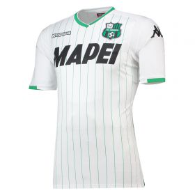 US Sassuolo Away Authentic Shirt 2018-19
