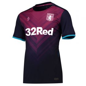 Aston Villa Third Shirt 2018-19 with Mings 40 printing
