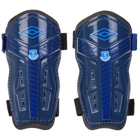 Everton Shinguard - Dark Blue - Kids