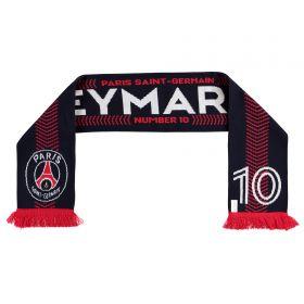 Paris Saint-Germain Neymar Jr Player Scarf - Navy - Adult