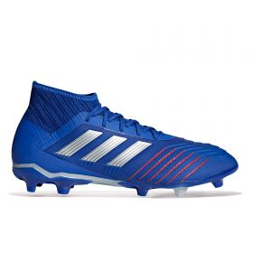adidas Predator 19.2 Firm Ground Football Boots - Blue
