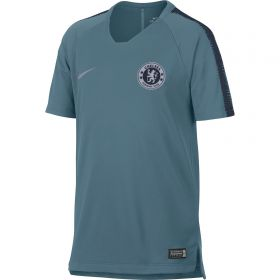 Chelsea Squad Training Top - Green - Kids