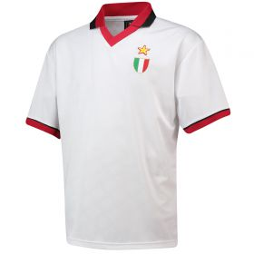AC Milan 1994 European Cup Final Shirt