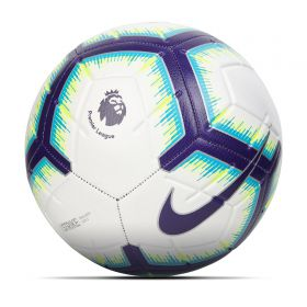 Nike Premier League Strike Football - White
