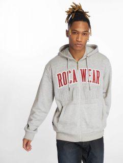 Rocawear / Zip Hoodie Brooklyn in grey
