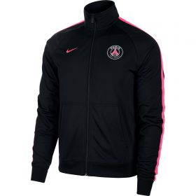 Paris Saint-Germain Track Jacket - Black