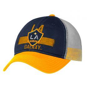 LA Galaxy Trucker Cap - Yellow