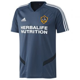 LA Galaxy Training Shirt 2019 - Dk Grey