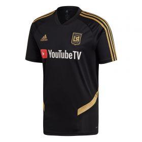 Los Angeles FC Training Shirt 2019 - Black