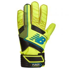 New Balance Furon Dispatch Gk Gloves - Yellow
