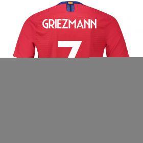 Atlético de Madrid Home Cup Vapor Match Shirt 2018-19 with Griezmann 7 printing