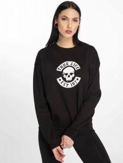 Thug Life / Jumper Cheryl in black