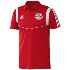 New York Red Bulls Coaches Polo - Red