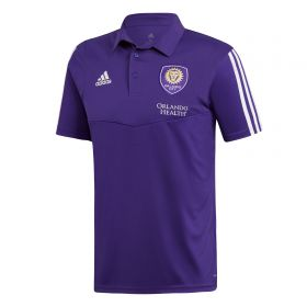Orlando City SC Coaches Polo - Purple