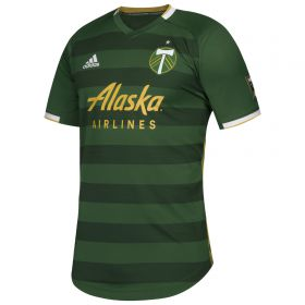Portland Timbers Primary Authentic Shirt 2019