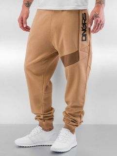 Dangerous DNGRS / Sweat Pant New Pockets in beige