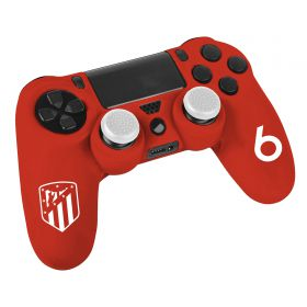 Atlético de Madrid Skin and Caps for PS4 Controller