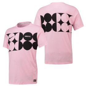 Nike FC Circle T-Shirt - Pink