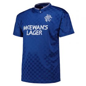 Glasgow Rangers 1988 Shirt