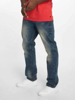 Rocawear / Straight Fit Jeans MON Tony in blue